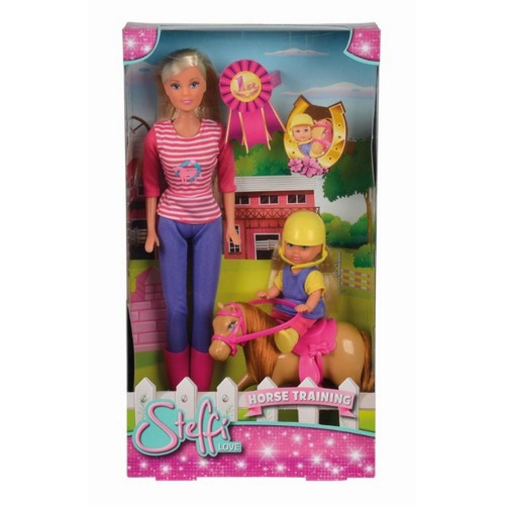 1b900454005e Simba Toys Simba - Steffi Love: Évi pónival - 4.310 Ft - Steffi, Evi Love